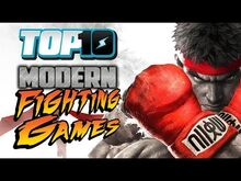 Top10ModernFightingGames