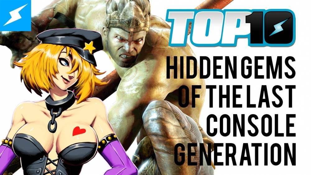 Top 10 Hidden Gems of The Last Console Generation (PS3, Xbox