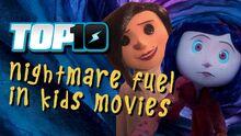 Top10NightmareFuelinKidsMovies