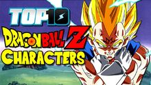 Top10DragonBallCharacters(DB&DBZ)