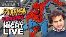 Spider-ManCrashesSNL