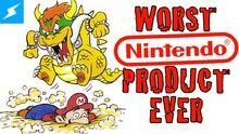 TheWorstNintendoProductEver