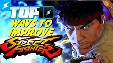 Top10WaysToImproveStreetFighterV