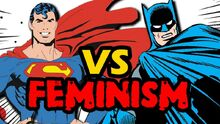 BatmanandSupermanJrversusFeminism