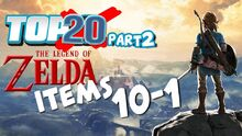 Top20ZeldaItems(10-1)