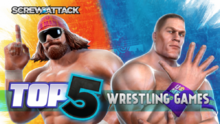 Top5WrestlingGames