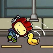 Maxwell Rubber Duck