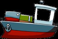 Cargo Ship SU