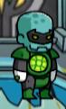 Green Lantern Green Man