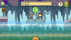 Super Scribblenauts 5-9 (Remix)