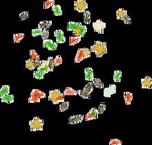 Confetti Particles
