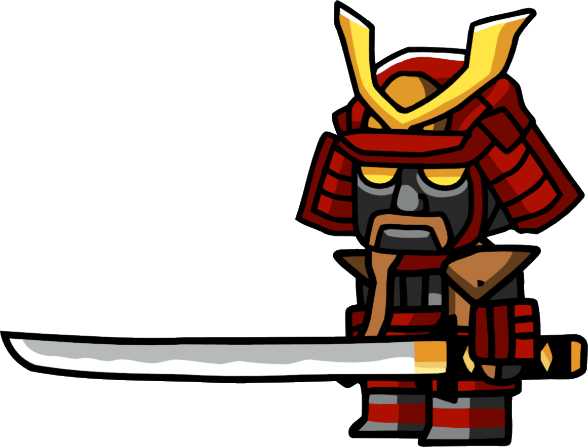 Samurai | Scribblenauts Wiki | FANDOM powered by Wikia