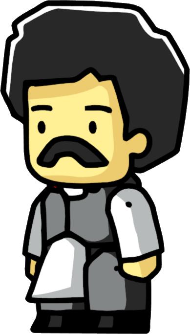 Waiter | Scribblenauts Wiki | FANDOM powered by Wikia
