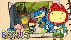 Let's Play Scribblenauts Unlimited Bonus Episode Punctuation Plaza
