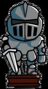 Suit of Armor Decor