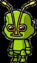 Ambush Bug Costume