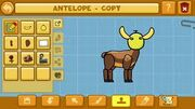 Antelope object-editor