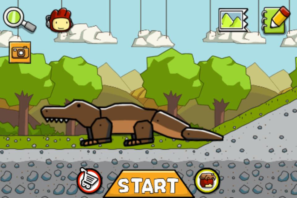 Alligator | Scribblenauts Wiki | FANDOM powered by Wikia