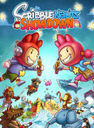 Scribblenauts Showdown Official Art