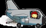 Tanker Plane Using