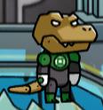 Green Lantern Isamot Kol