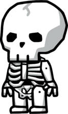 Living Skeleton