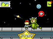 Monster in Scribblenauts