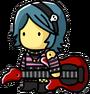 Guitarist Female