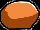 Orange (Adjective)