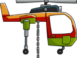 Crane Helicopter