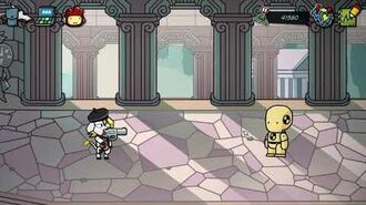 Scribblenauts Unmasked - Bulletproof Adjective Demonstration