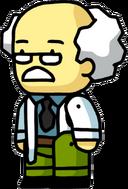 Astronomer Male