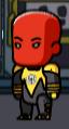 Sinestro Corps Amon Sur