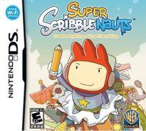 Super Scribblenauts - Portada