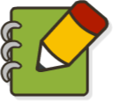 Maxwell's Notebook Icon