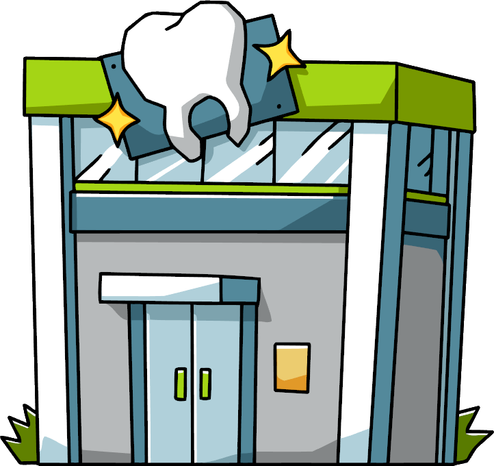 Dentist office scribblenauts wiki fandom powered by wikia for Minimalist house wiki