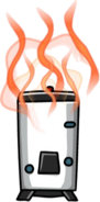 Working Boiler
