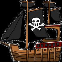 Pirate Ship SU