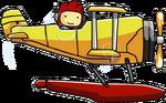 Seaplane Using