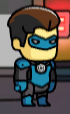 Hal Jordan Blue Lantern