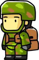 Paratrooper Male