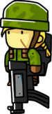 Soldier Female