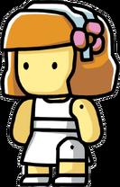 Flower Girl Female