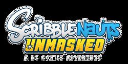 Scribblenauts Unmasked Logo