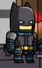 Batman Armored Dark Knight Returns