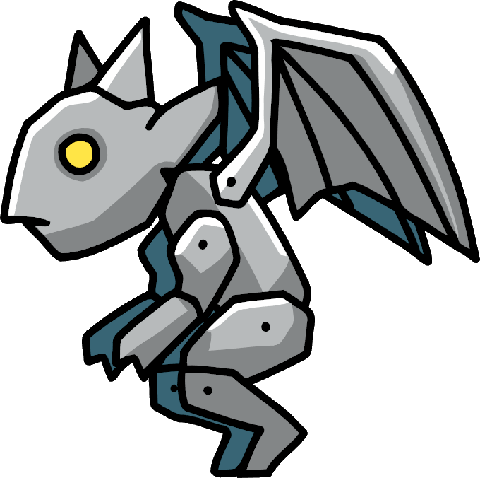 Gargoyle | Scribblenauts Wiki | FANDOM powered by Wikia