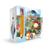 Scribblenauts Unlimited 3DS Pack