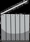 Open Big Steel Box