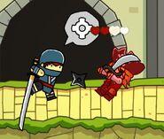 Ninja vs