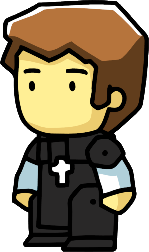 Priest | Scribblenauts Wiki | FANDOM powered by Wikia
